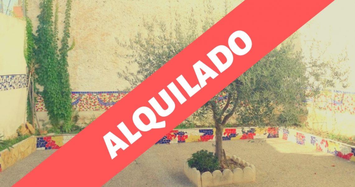 Alquilado, casa Peñalba
